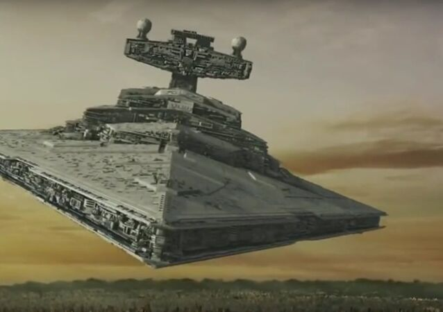 Star Wars Spaceship