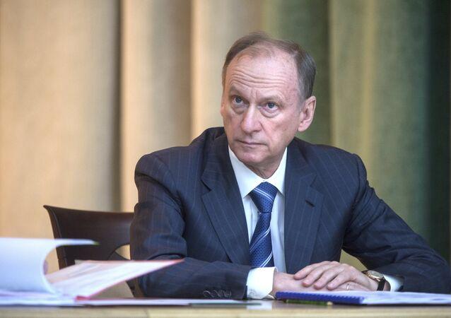 Nikolai Patrushev, Secretary of the Russian Security Council