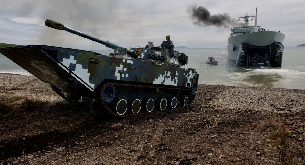 Joint Sea-2015 II naval exercise has ended in Russia's Far Eastern Primorsky Territory.