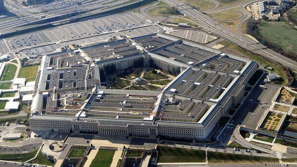 The Pentagon building in Washington, DC - Sputnik International