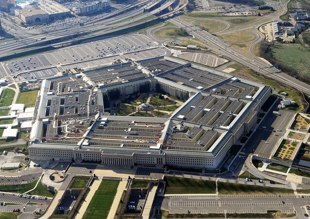 The Pentagon building in Washington, DC. File photo