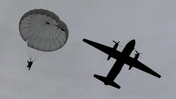 An-26. File photo - Sputnik International