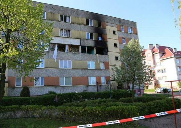A 30-year-old man fearing a Russian invasion of Poland after watching one too many media reports accidentally blew up his flat in the northeastern Polish city of Bialystok. The man has since been declared insane.