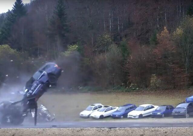 Deadly Crash Test in Poland