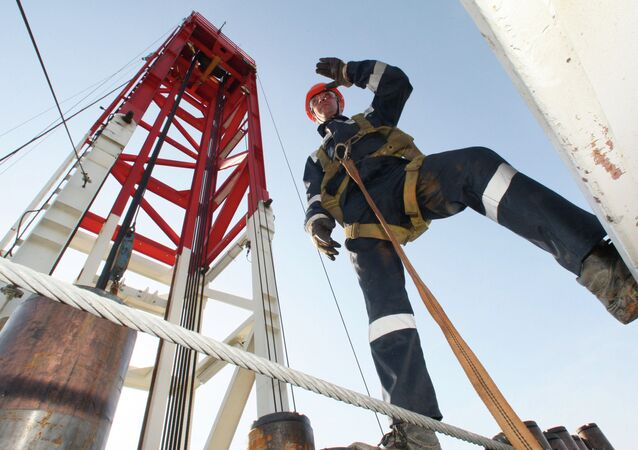 A new oil field has been discovered on the territory of Belarus
