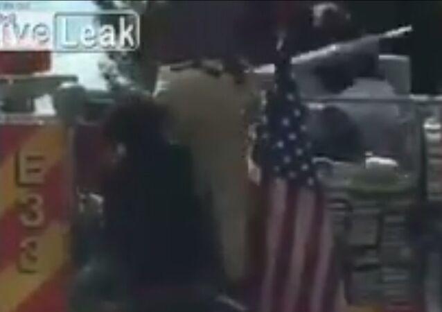 DC Fire Truck Fight