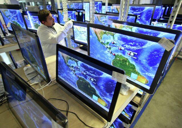 Company Telebalt in Kaliningrad