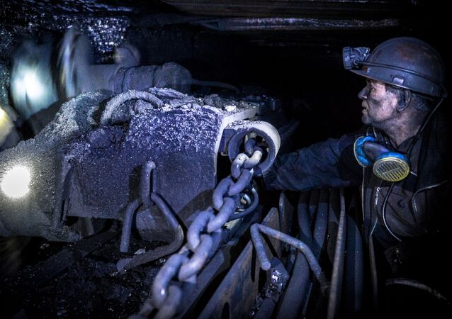 Knights of the Underground: Donbass Celebrates Coal Miners Day