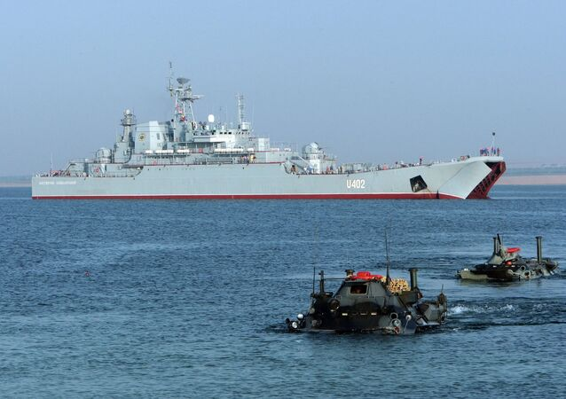 Ukrainian-US naval exercises Sea Breeze. Archive photo.