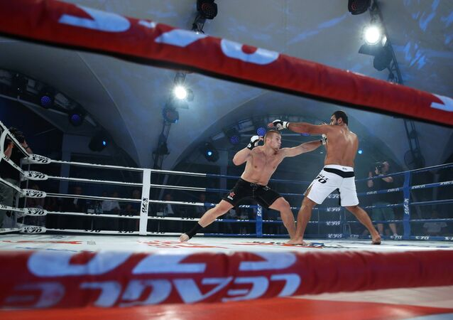 The Soviet art of self-defense became very popular, the president of the Nicaraguan Federation of Sambo told Sputnik.