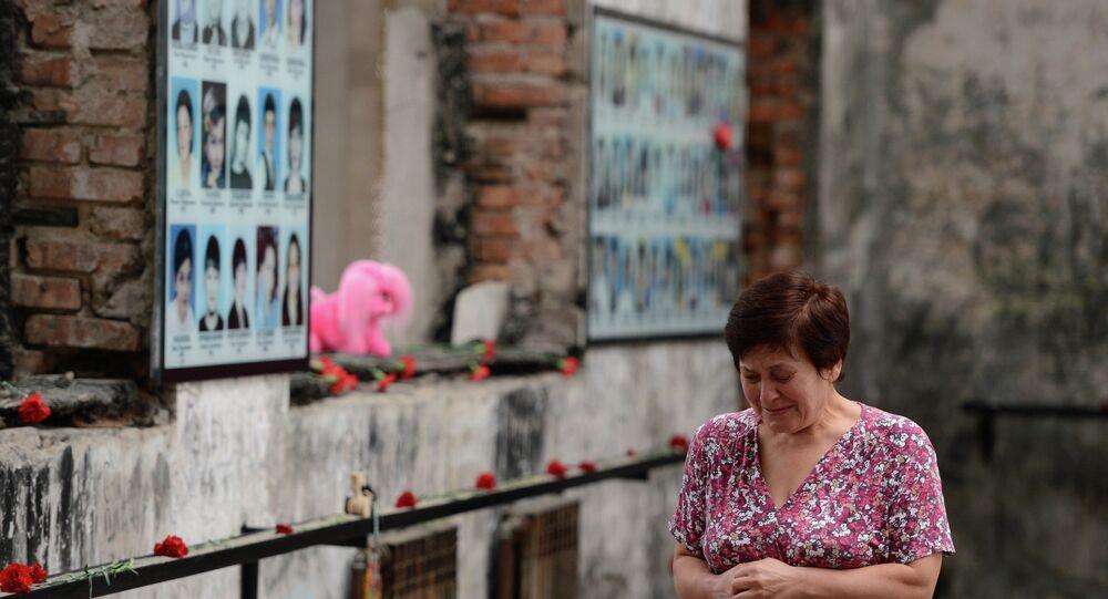 Memorial events mark 10 years since Beslan school siege
