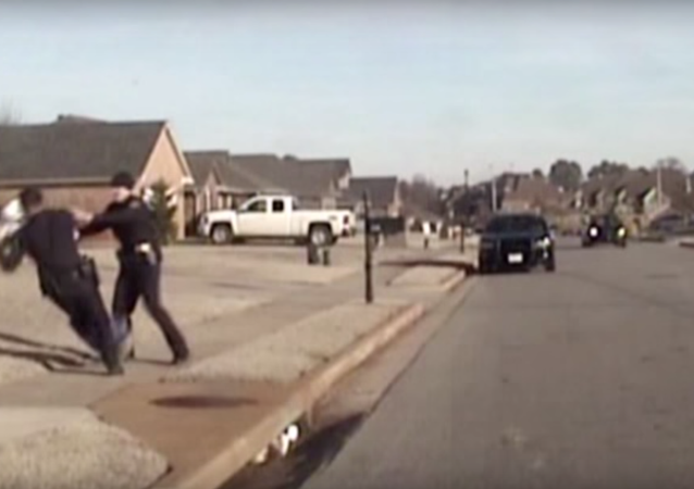 Alabama Cop on Trial for Throwing Indian Grandfather to the Ground (VIDEO)