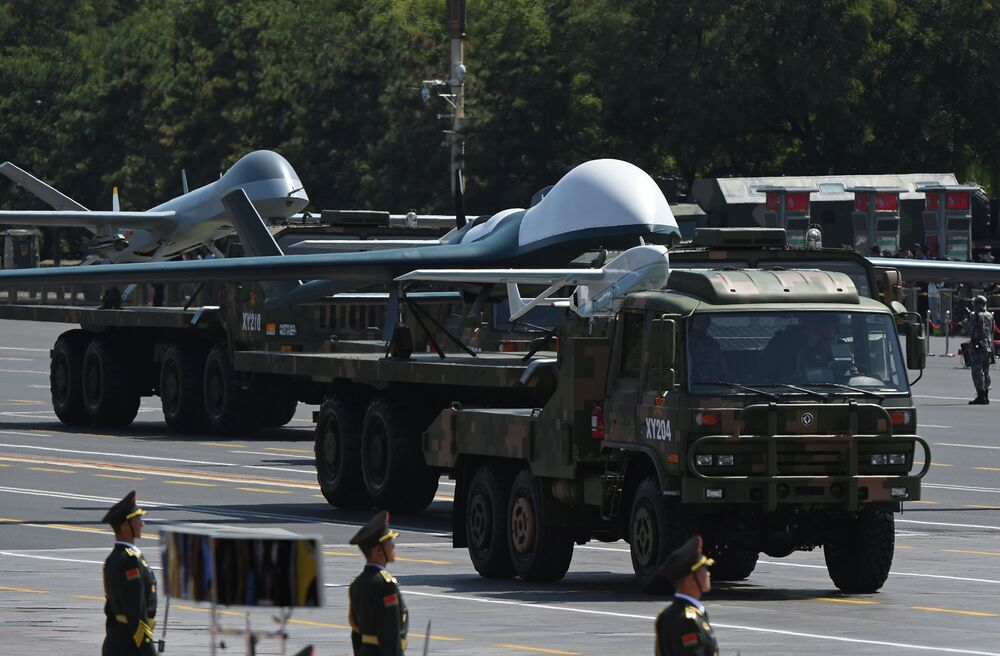 China Celebrates 70th Anniversary of WWII's End With Lavish Military Parade