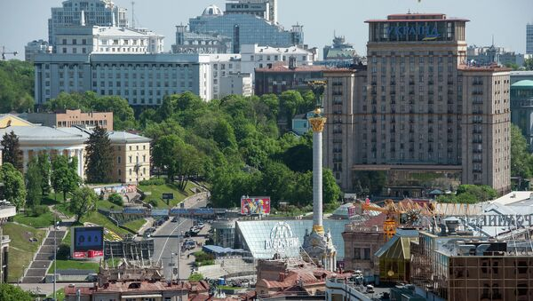 Cities on the world map. Kiev. - Sputnik International