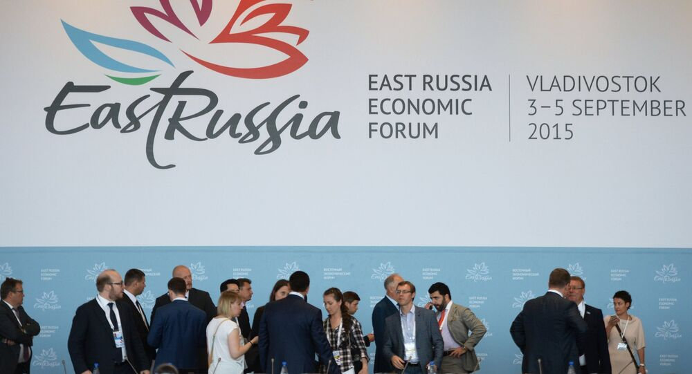 Eastern Economic Forum in Vladivostok