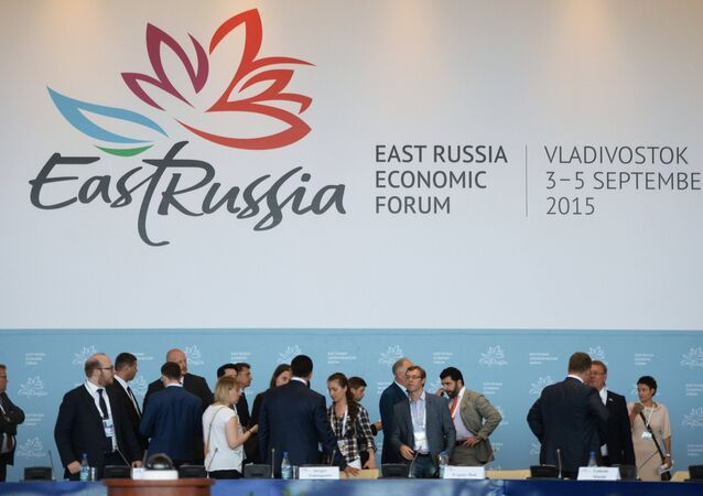 Eastern Economic Forum in Vladivostok