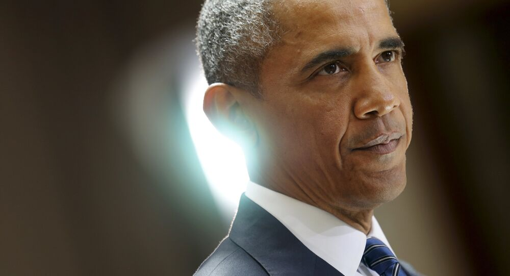 US President Barack Obama delivers remarks on a nuclear deal with Iran at American University in Washington August 5, 2015