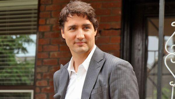Justin Trudeau, MP - Sputnik International