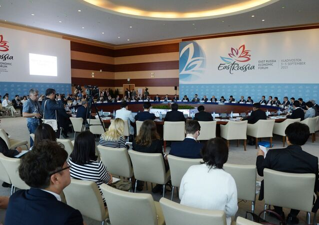 Key session Future of the Pacific Rim. Country dialogue Russia - Korea. Business forum