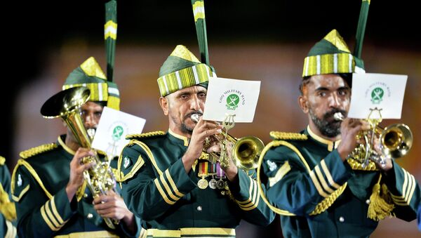 The Pakistani military band, created during the times of the partition of the British Indian Empire into India and Pakistan in 1947, is known for playing tunes of National Anthem and other national songs to boost the morale of the Pakistani Armed Forces. - Sputnik International