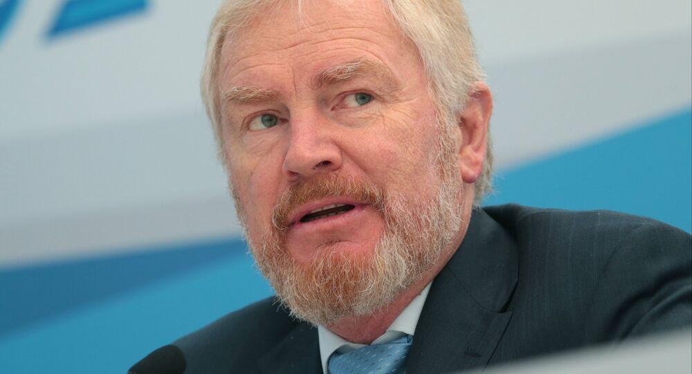Sergey Storchak, Deputy Finance Minister of the Russian Federation