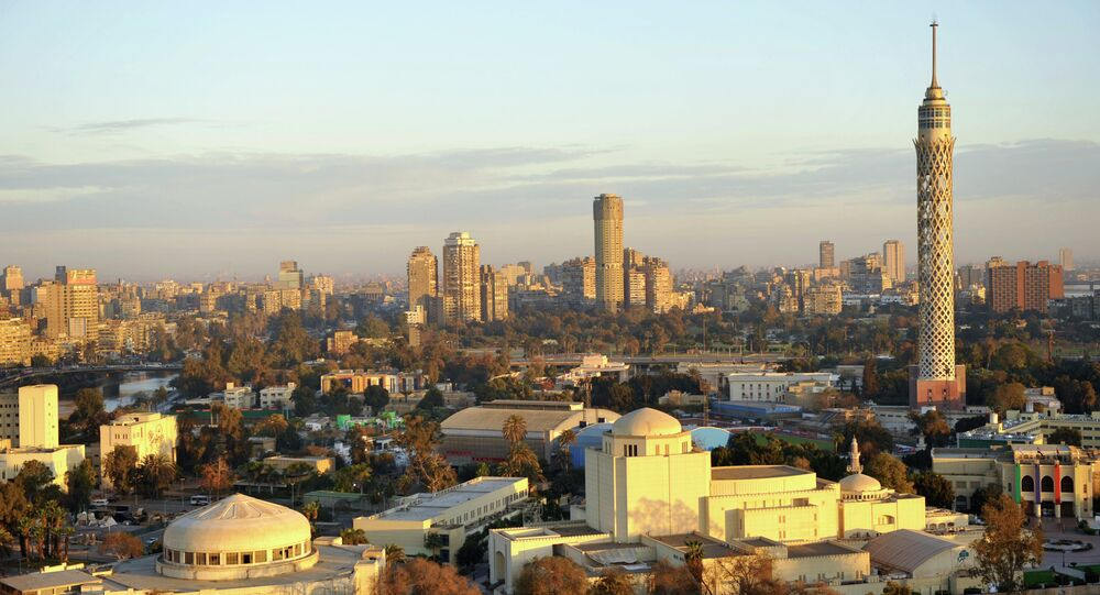 Morning view of Cairo. File photo