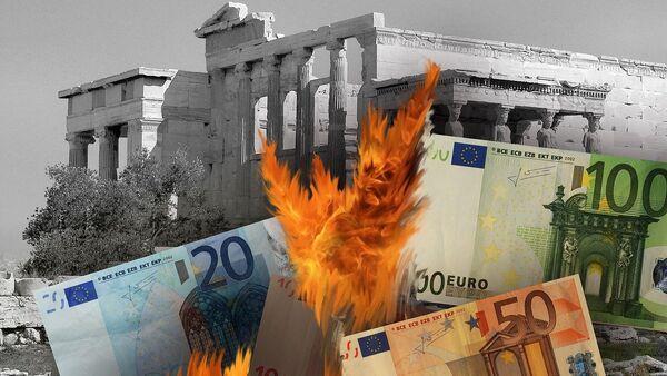 European Union in crisis - Sputnik International