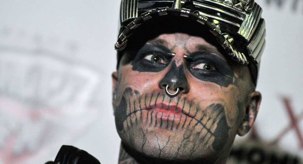 The Moscow Tattoo Show
