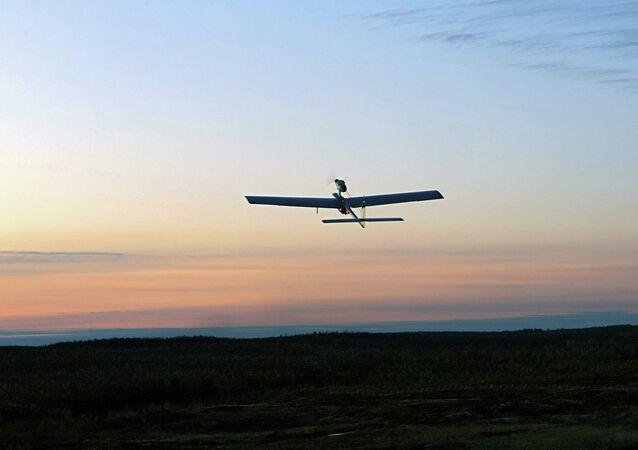 A Russian UAV