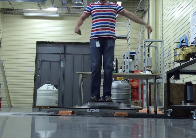 Hoverboard testing