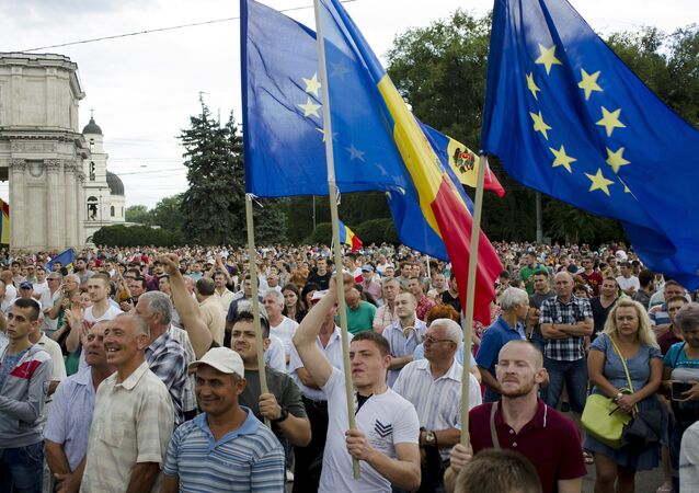 EU integration remains the overriding priority for the Moldovan authorities, the parliament speaker said.