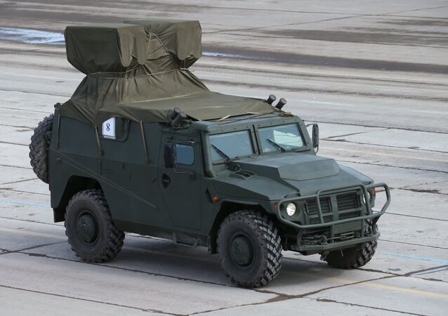 New military equipment to take part in Victory Day Parade in Moscow