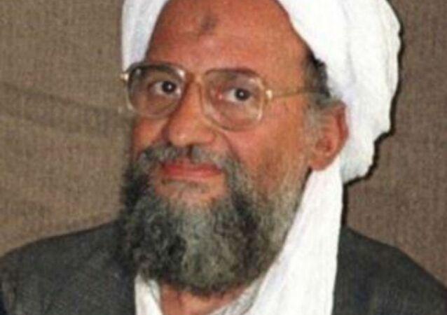 Leader of al-Qaeda, Ayman al-Zawahiri