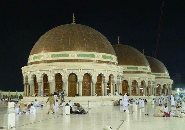 Masjid El Haram, Mecca