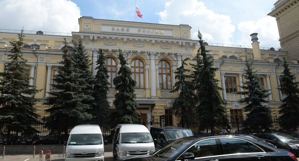 The Russian Central Bank