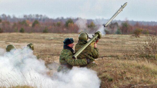 Igla hand-held antiaircraft missile systems  - Sputnik International