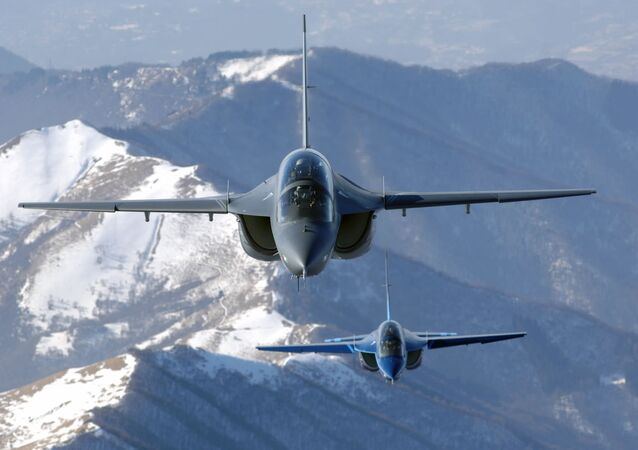 M-346 Training Jet