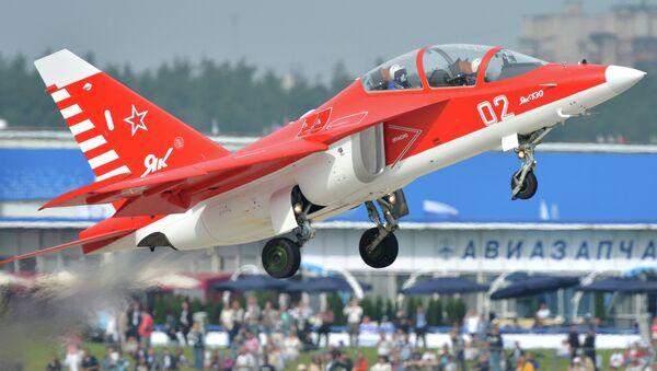 Yak-130 aircraft - Sputnik International