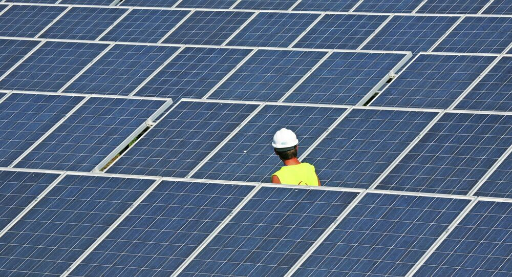Largest solar energy project in U.S. history approved