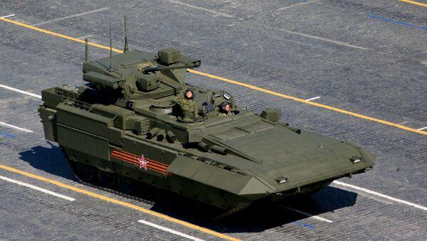 T-15 infantry fighting vehicle - Sputnik International