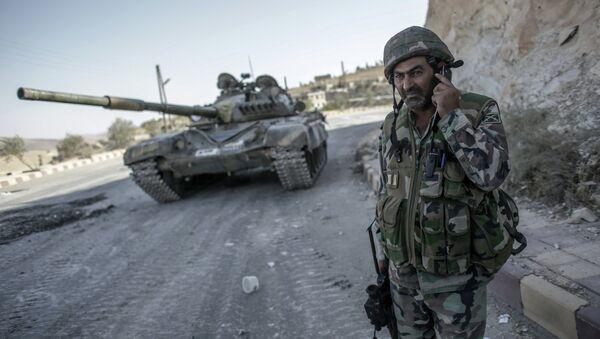 Unrest in Syria. File photo - Sputnik International