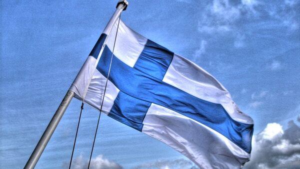 Finnish Flag - Sputnik International
