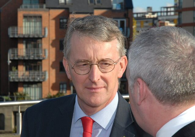 Hilary Benn has been appointed as the UK shadow foreign secretary.
