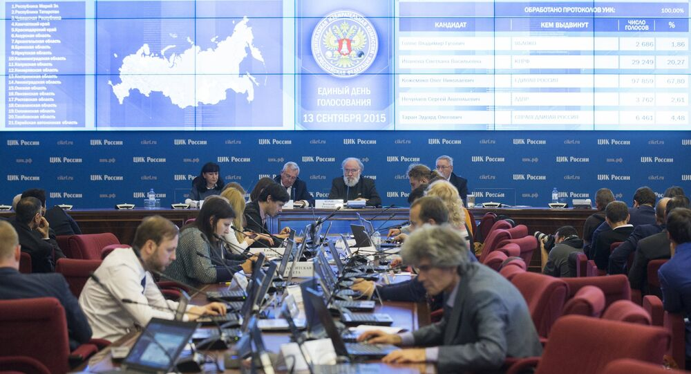 Elections in subjects of the Russian Federation
