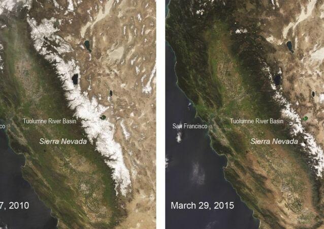 Sierra Nevada Snows