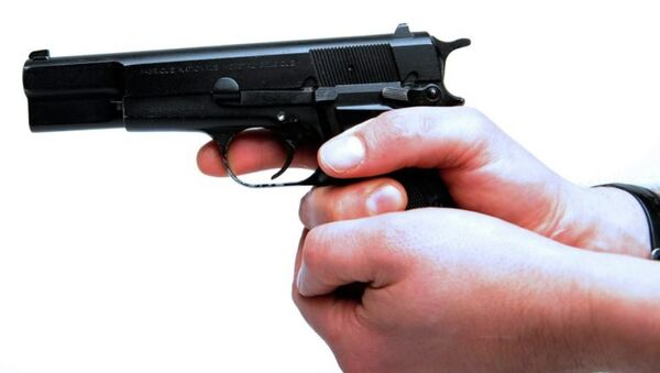 Browning 9mm Pistol - Sputnik International