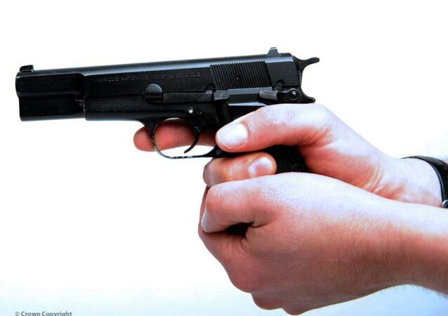 Browning 9mm Pistol