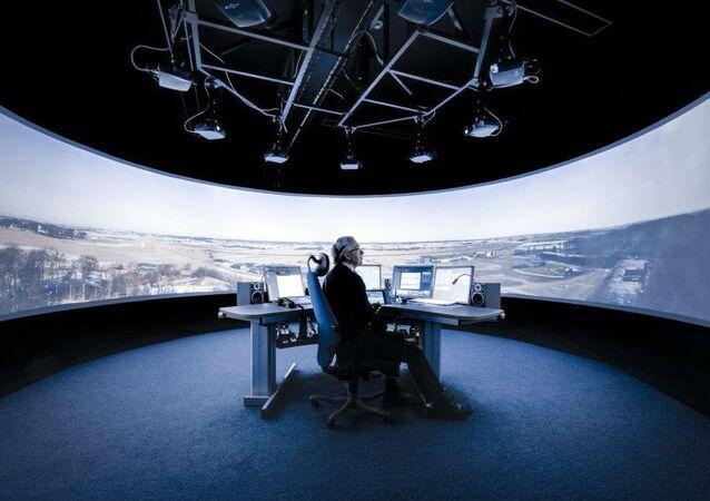 Örnsköldsvik remote air traffic