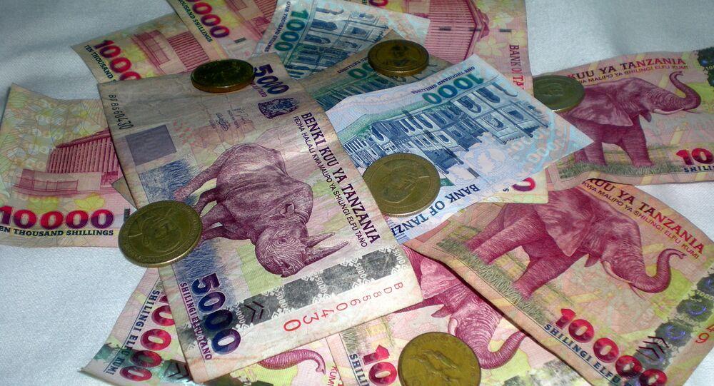 Print Tanzanian Shilling Banknotes
