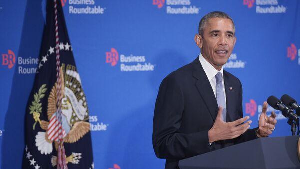 US President Barack Obama - Sputnik International
